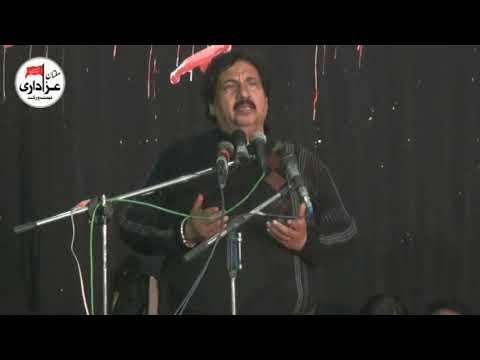 Zakir Ghulam Jafar Tiyar | Majlis 2 Rabi Awal 2017 | Jalsa Zakir Syed Imran Haider Kazmi