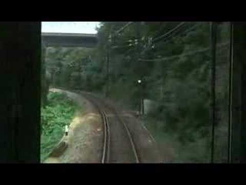 神戸電鉄 有馬口→有馬温泉 Kobe Dentetsu goes Arima-Onsen
