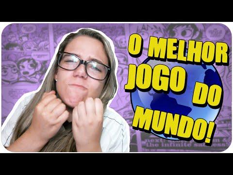 O MELHOR JOGO DO MUNDO!