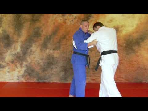 Judo for Wrestling, BJJ and MMA-Kata Guruma Image 1