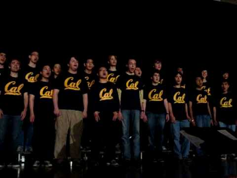 UC Men's Chorale - Disney Medley - 2/26/10 Music Videos
