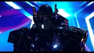 UNEXPECTED EVIL Robot Wows The Judges! | Audition 4 | Britain