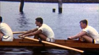 1959 MUBC Intervarsity Crew Training