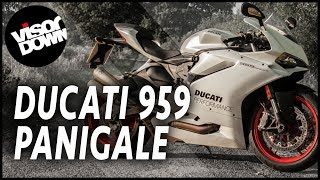 Ducati 959 Panigale review | Visordown Road Test