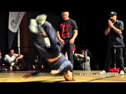 hanz-online: Deutsche Meisterschaft Hip-Hop-Streetdance Bad Kreuznach