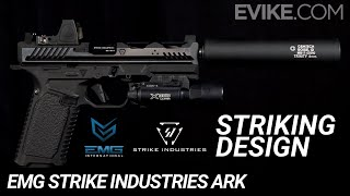 The Most Striking GBB Design - EMG Strike Industries ARK Airsoft GBB Pistol - Review