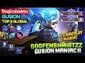 Doofenshmirtzz Gusion Maniac !!! [ Top 2 Global Gusion ] Doofenshmirtzz Gusion Mobile Legends