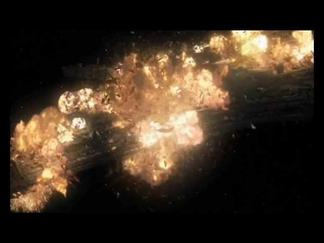 Hvězdná Brána Hluboký vesmír intro trailer CZ