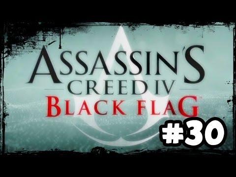 Assassin's Creed IV: Black Flag #30 - Alarm!!! Trąby Powietrzne!!! Atakujemy Szósty Fort ;D