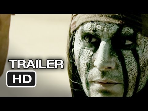 The Lone Ranger TRAILER 4 (2013) - Johnny Depp Movie HD