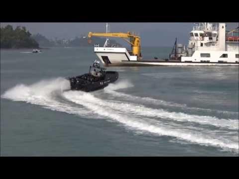 LIMA 2013 Naval Maritime Demonstration, Langkawi, Malaysia