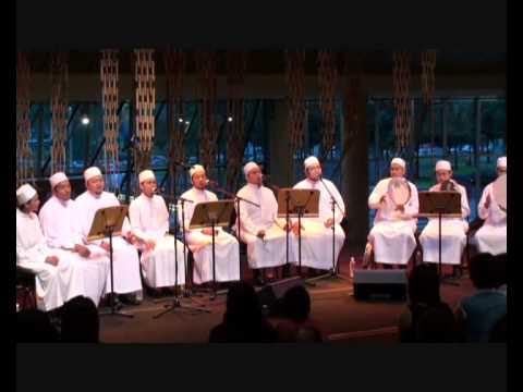 Maadihul Mustafa (2) 'rohatil A'tyaru Tashdu & Ahmad Ya Habibi' [20100423] video