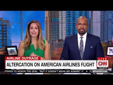 CNN: AFA President Sara Nelson Talks American Airlines Incident