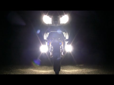 BMW K 1600 GTL Exclusive Test - MotorcycleTV Review