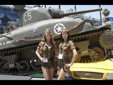 photo of girls танки № 31797