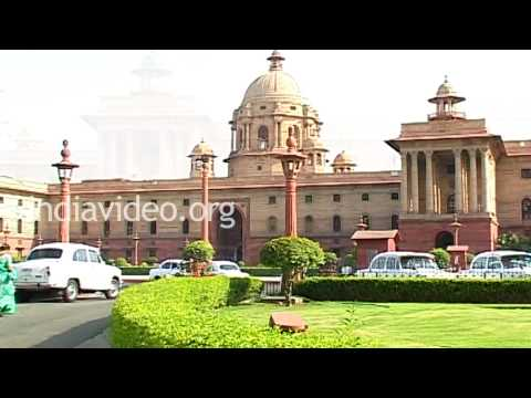 South Block, New Delhi