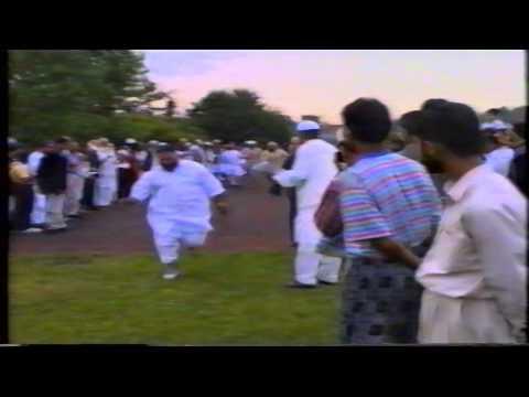 Dr Tahir Ul Qadri Sahab Ki Purani Yadain Denmark 1997 video