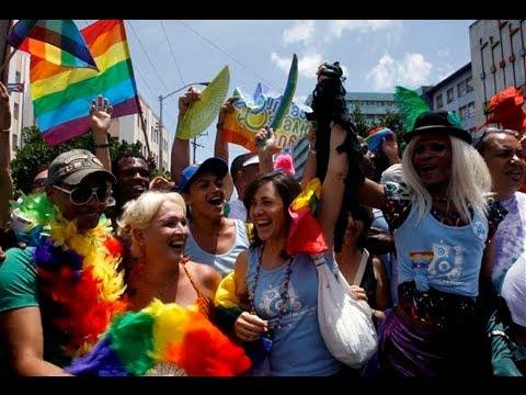 Cuba Celebrates Anti-Homophobia Day