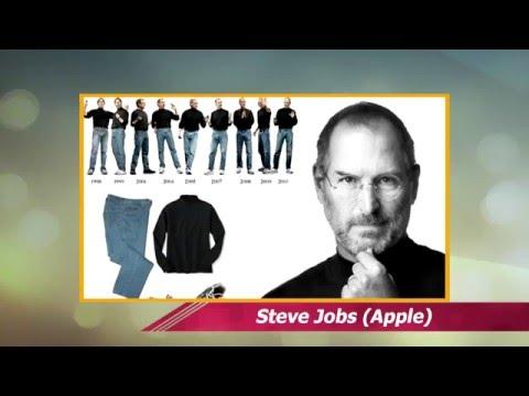 ¿Por Qué Los Líderes Tecnológicos Se Visten Siempre Igual?