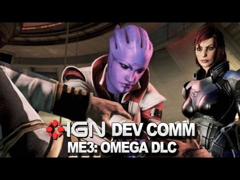 Gameplay DLC Omega