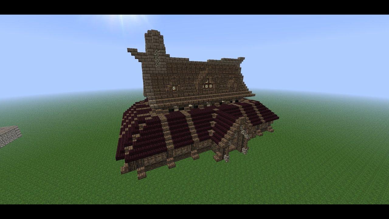 Minecraft Medieval Builds