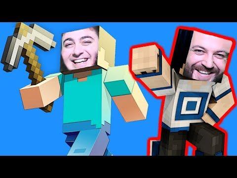 Minecraft Saklambaç Oynadık