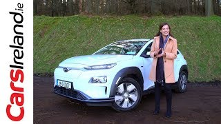Hyundai Kona Electric Review | CarsIreland.ie