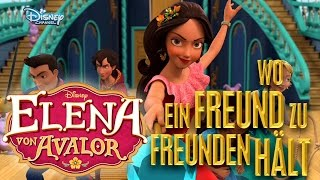 Elena von Avalor - Titelsong (Karaoke Version) | Disney Channel Songs