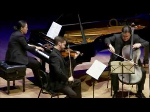 Ivory, Strings and Bows - 2013 Asia Pacific Chamber Music Competition
