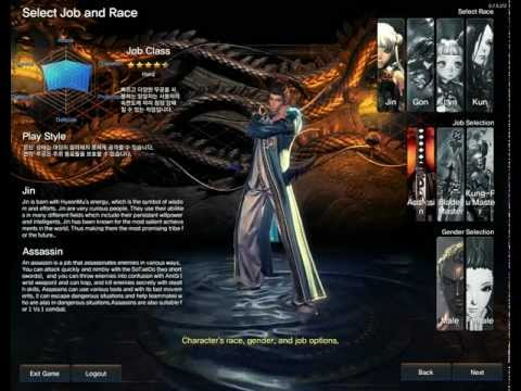 Atomix Blade & Soul (private server) Part 1