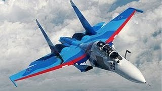 Top 5 Russian aircraft [HD]