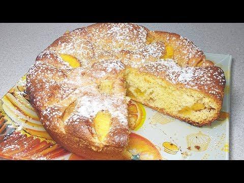 Быстрый и вкусный пирог в духовке рецепт с фото