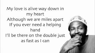 Marvin Gaye Ain 39 T No Mountain High Enough