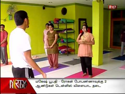 workout victim (tamil) yoga seg-2