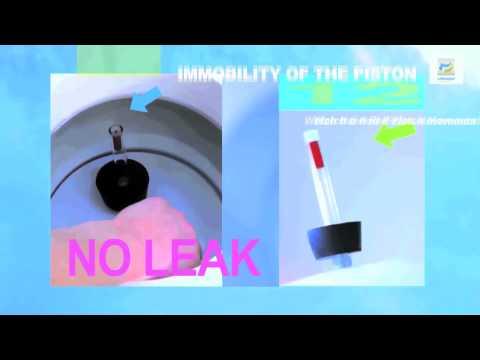 PHILANDJER® Leak detector for swimming pools VA 2012