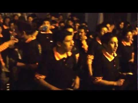 1ª SALIDA de los caporales CENTRALISTAS CHUTILLOS 2012