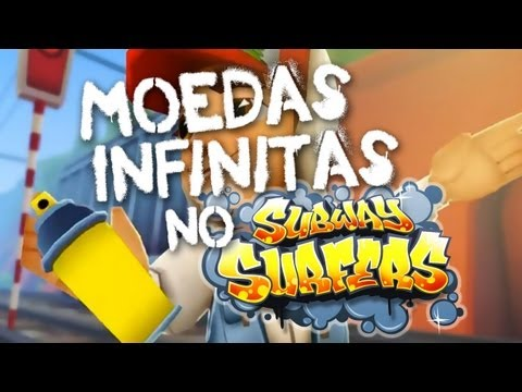 Moedas Infinitas no Subway Surfers