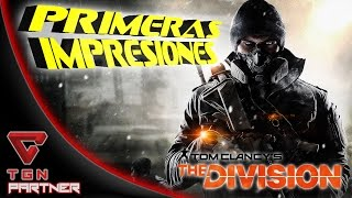 | TOM CLANCY´S THE DIVISION | Prólogo | Primeras Impresiones | Español | PS4