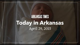 Today in Arkansas: Hillary takes on criminal justice