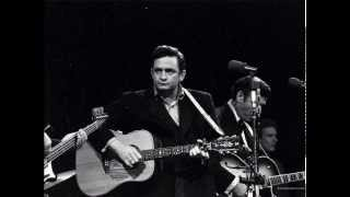 Johnny Cash - Desperado with lyrics