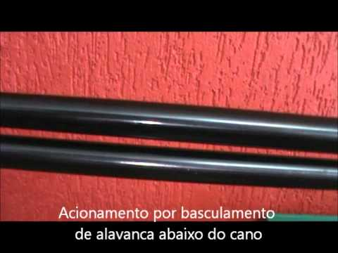 Carabina de Pressão HATSAN HT 150 TH 5.5 VERDE