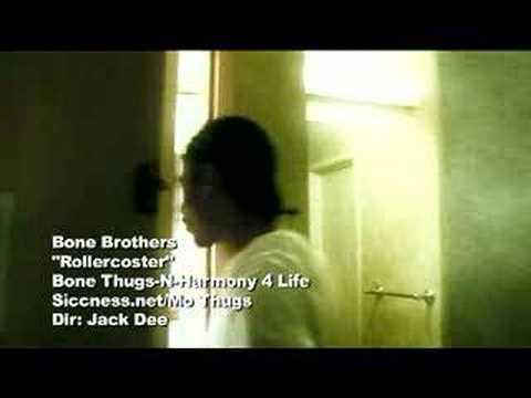 BIZZY BONE&LAYZIE BONE - BONE BROTHERS V.3 - ROLLERCOASTER