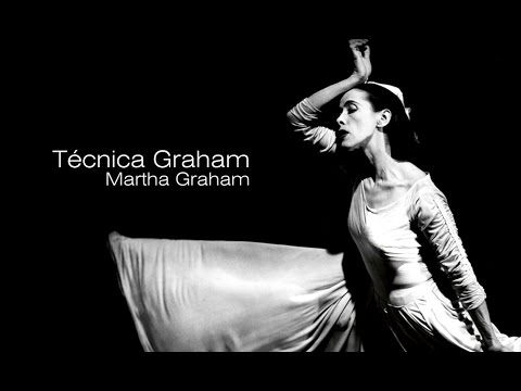 Video Martha Graham - Técnica Graham | Glosario