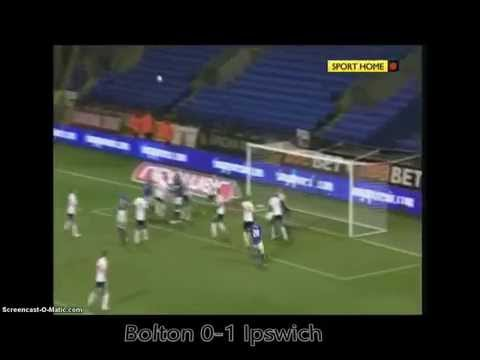 Bolton Wanderers 2012-13 Highlights