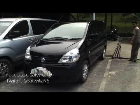 2009 Nissan Serena Ct Review (Start up. Engine. In depth tour)