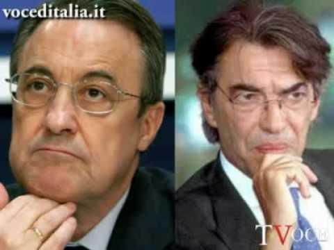 Scherzo telefonico a Massimo Moratti, radio spagnola si finge presidente del Real