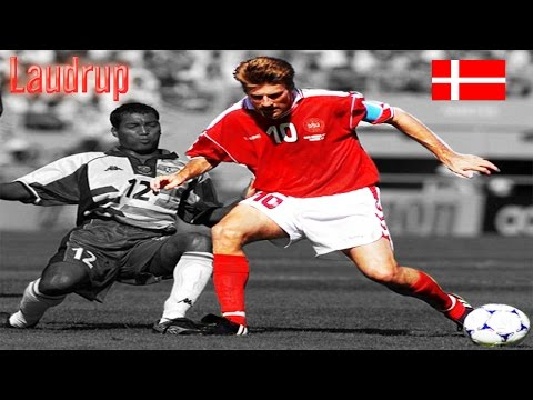 Michael Laudrup - ★ Skills, Assists & Goals★ ★The Best Player From Denmark★