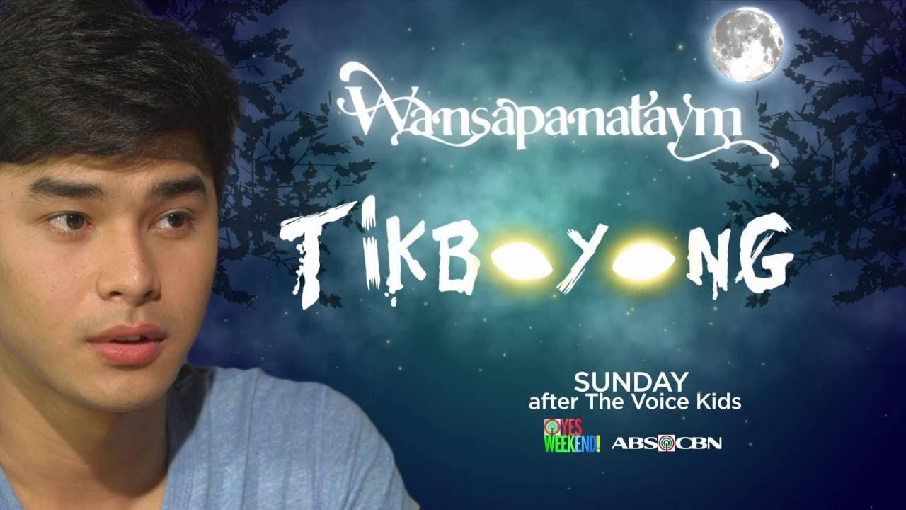 Wansapanataym: Tikboyong August 14, 2016 Teaser
