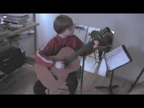 Canario by Carlo Calvi Classical Guitar