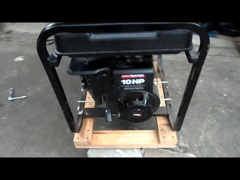 Briggs And Stratton 10hp Generator Carburetor Repair How